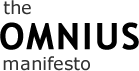 The Omnius Manifesto logo