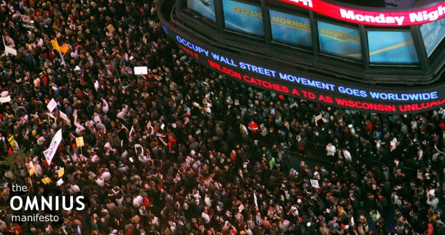 Occupy Wallstreet Movement Goes Worldwide